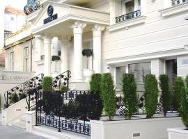 Lazar Lux Apartments, Belgrada