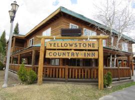 Yellowstone Country Inn, Zapadni Jeloustoun