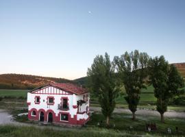 Albergue de La Estación del Río Lobos, Hontoria del Pinar