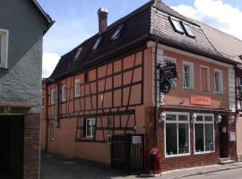 Pension Altstadt Garni, Bad Windsheim