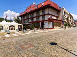 Hotel Sax Balkan, Димитровград
