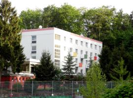 Hotel Am Rosenberg, Hofheimas prie Taunuso