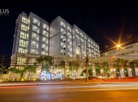 S.N. Plus Hotel, Pattaya (centre)