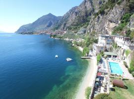 Hotel Villa Romantica, Limone sul Garda