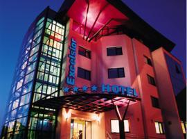 Hotel Excelsior, Temeşvar