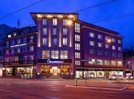 호텔 스테르넨 오리콘