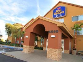 Best Western Plus North Las Vegas Inn & Suites