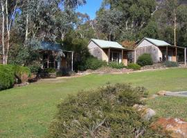 D'Altons Resort, Halls Gap