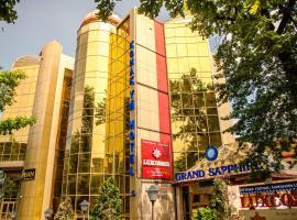 Grand Sapphire Hotel, Almaty