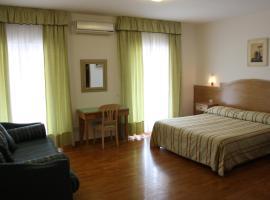 Hotel Donatello, Αλμπερομπέλο