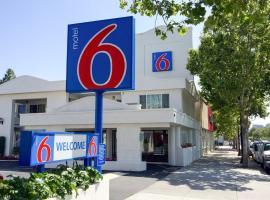 Motel 6 San Jose Convention Center, Sanhosē