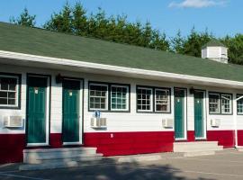 Norfolk Motel, Fredericton