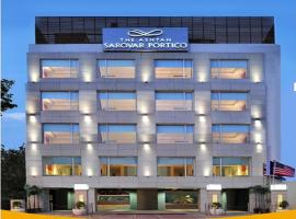 The Ashtan Sarovar Portico