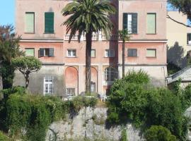 Hotel Villa Bonera, Genova