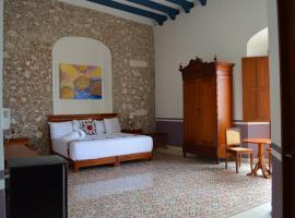 Hotel Socaire, Кампече
