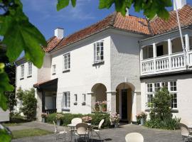 Villa Strand, Hornbæk