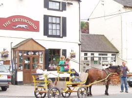 The Greyhound Inn, Grizebeck