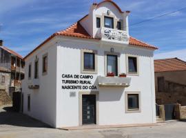 Nascente do Côa Turismo Rural, Foios