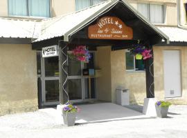 Hôtel les 4 Saisons, Réallon