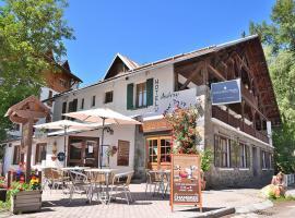 Auberge Le Mont Prorel, Бриансон