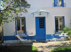Le Jardin de Cécile et Benoit - Bed and Breakfast, Malakoff