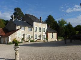 Domaine du Bouloy, Druyes-les-Belles-Fontaines