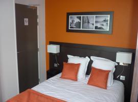 Hotel De La Plage, Quiberville