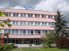 Hotel Steiger, Krnov