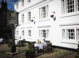 Crown Hotel Wetheral, Карлайл