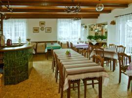 Penzion Antonea, Čistá u Horek