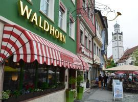 Hotel Waldhorn, Ravensbourg