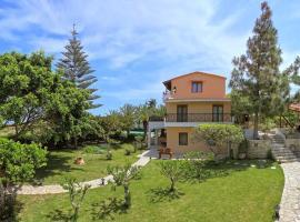 Villa Karteros, Karteros