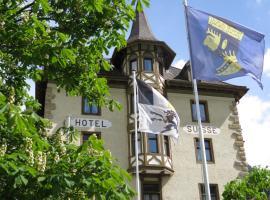 Hotel Schweizerhof Sta Maria, Sta Maria Val Müstair