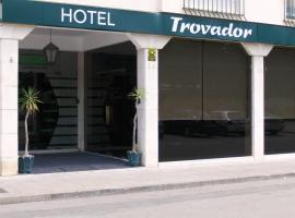 Hotel Trovador, Tomar