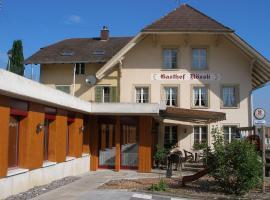 Gasthof Rössli, Wyssachen