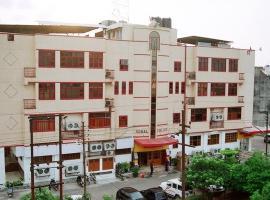 Hotel Krishna Sagar, Газиабад
