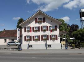 Hotel Ristorante Schlössli, Lucerne