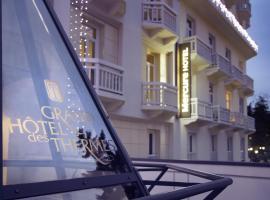 Mercure Brides Les Bains Grand Hôtel des Thermes, Brides-les-Bains