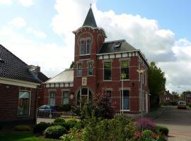B&B Raadhuis, Kloosterburen
