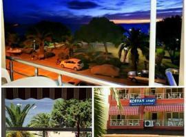Avşa Korhan Apart Motel, Avsa Adasi