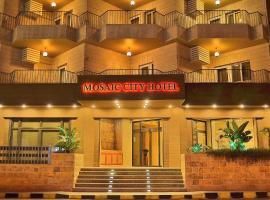 모자이크 시티 호텔, 마다바