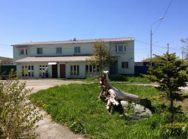 First Sakhalin Hostel, Yuzhno-Sakhalinsk