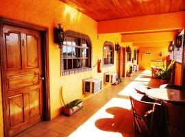 Hotel La Hacienda de la Langosta Roja, San Felipe