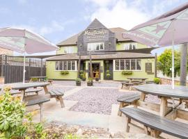 Mayflower Bar, Eatery & Boutique Inn, Bawtry