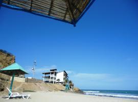 Punta Pico, Bocapán