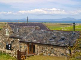 Bryn Teg Barn, Dyffryn