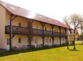 Spreewald Pension Spreeaue, Burg