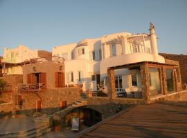 Villa Biancamo, Agios Sostis Mykonos