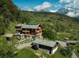 Hotel Alpenblick, Zeneggen