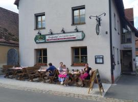 新鮮醬汁旅館, 歐博爾斯巴赫